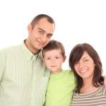 Ritratto di famiglia — Foto Stock #4649176