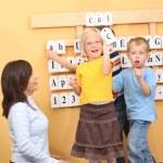 Preschoolers — Stock Photo #4650119