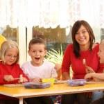 Preschoolers — Stock Photo #4650228