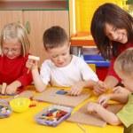 Preschoolers — Stock Photo #4650245