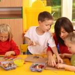 Preschoolers — Stock Photo #4650260