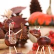 Stock Photo: Autumn decoration