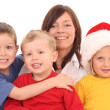Mother with children — Stock Photo #4656887