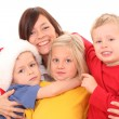 Mother with children — Stock Photo #4656913