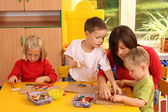 Preschoolers — Stockfoto