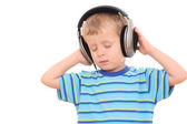 Relax - music — Stock Photo