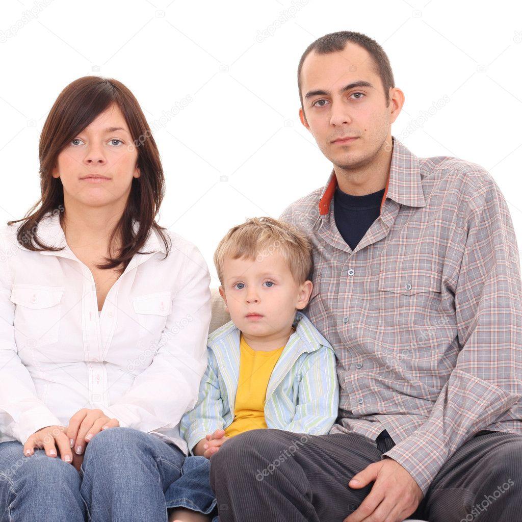 Сын мать отец 14 фотография