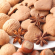 Gingerbreads - Stockfoto