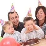 Birthday party — Stock Photo #4667695