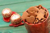 Gingerbreads — Stok fotoğraf