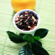 Tangerine Tea — Stock Photo #4670266
