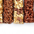 Granola bars — Stock Photo