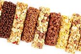 Barras de granola — Fotografia Stock