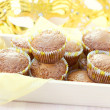 Freckless muffins — Stock Photo #4902227