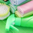 Cleaning supplies — Stock Photo #5098657
