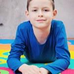 Portrait of boy — Stock Photo #5126415