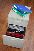 File cabinet — Stock Photo