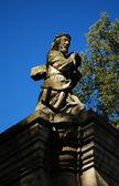 Statue des heiligen — Stockfoto