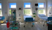 Hospital room — Stock fotografie
