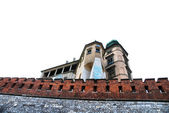 Wawel Royal Castle in Cracow — Stock Photo
