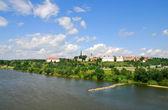 Old City in Sandomierz — Stock Photo