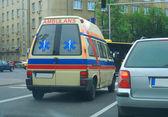 Ambulans — Stok fotoğraf