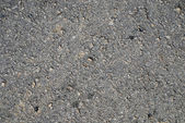 Damaged road because of frost — Stock Photo