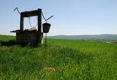 Oude well — Stockfoto