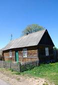 старый дом — Стоковое фото