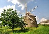 古い風車 — ストック写真