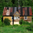 Old home — Stock Photo