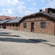Auschwitz Birkenau concentration camp — Stock Photo #3138290