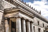 дворец культуры и науки в варшаве — Стоковое фото
