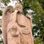 Angel statue — Stock Photo #3250995