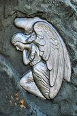 Angel statue — Stock Photo