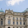Baroque style theater built in 1892 in Cracow — Stock Photo #3307551