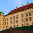 Royal Wawel Castle, Cracow - 图库照片