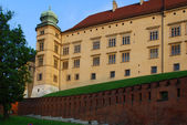 Royal Wawel Castle, Cracow — Stock Photo