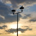 Street lamp — Stock Photo #3389021