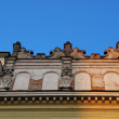 Old house on the Main Square in Cracow - Stockfoto