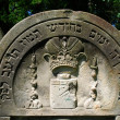 Old jewish cemetery in Ozarow. Poland - Stock fotografie