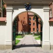 Collegium Maius in Cracow, Poland - Stock Photo
