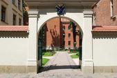 Collegium Maius in Cracow, Poland — Stock Photo