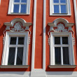 Old house on Main Square in Cracow — Stock Photo #3538880