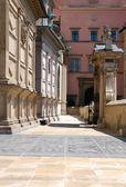 Wawel royal castle civarındaki cracow — Stok fotoğraf