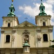 Church of Sts. Floriin Krakow — Stock Photo #3570516