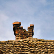 Foto Stock: Old chimney
