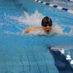 Swimming race — Stock Photo #3610868