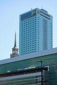 Warsaw, Poland — Stockfoto