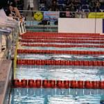 Swimming race — Stock Photo #3684984